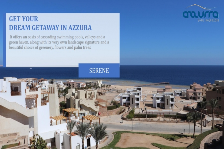 Apartment in Azzura Sahl Hasheesh For Sale