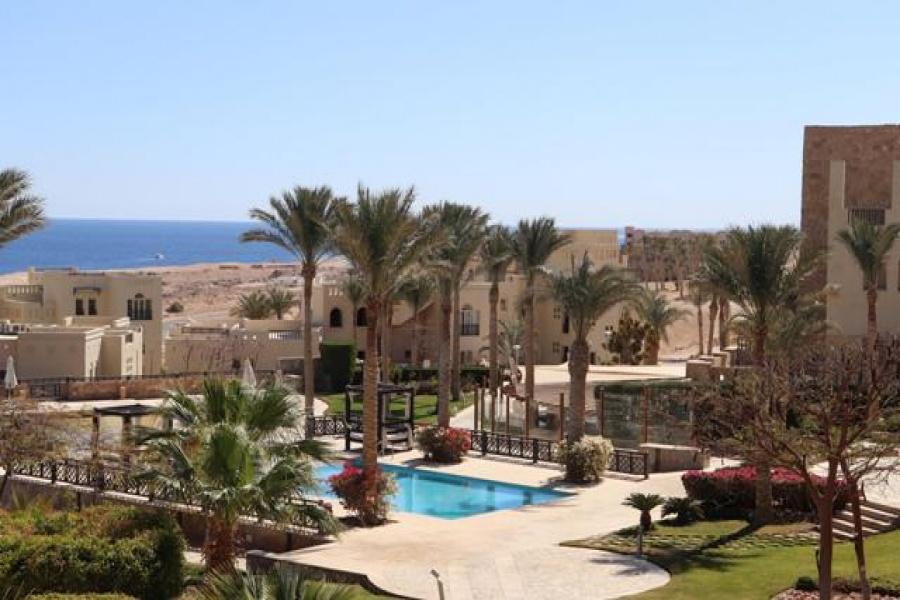 Sea View Apartment in Sahl Hasheesh Azzura 1 Bedroom