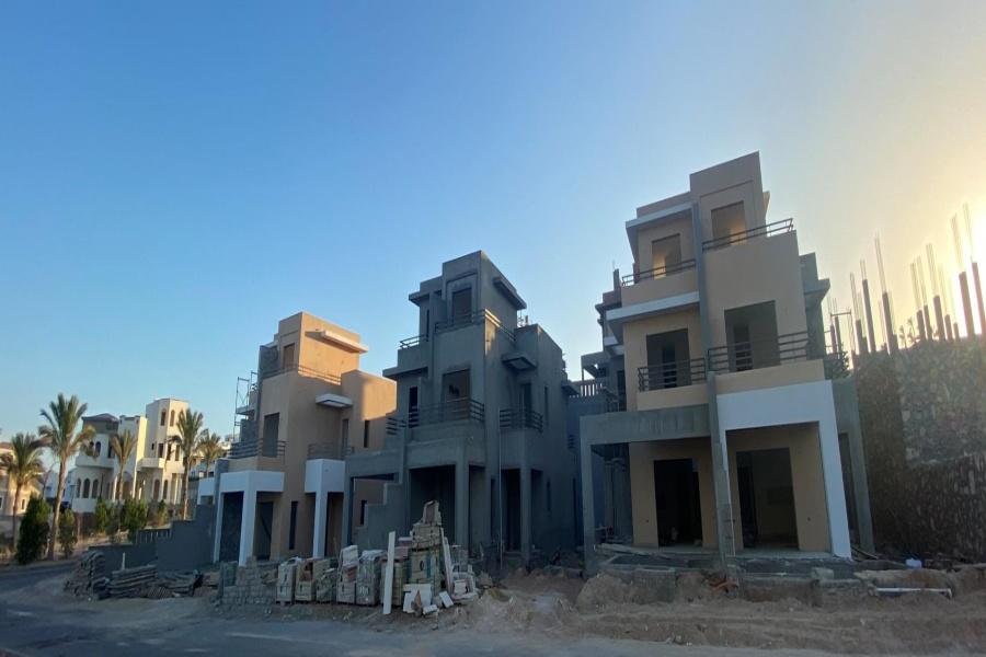 Twin Villa in Sahl Hasheesh Amaros