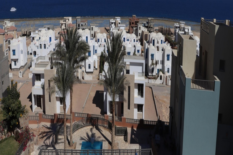 Apartment in Sahl Hasheesh Azzura Resort With Sea View 1 Bedroom